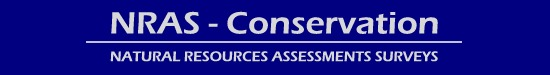 NRAS Conservation - Natural Resources Assessments Surveys